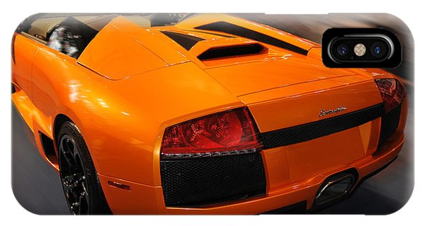 Lamborghini Murcielago 3 IPhone Case
