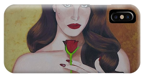 Lana Del Rey IPhone Case