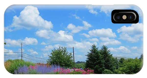 Lancaster County Pa Summer Day IPhone Case