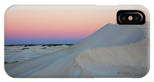 Lancelin Sand Dunes IPhone Case