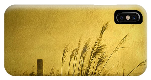 Land Of Stillness IPhone Case
