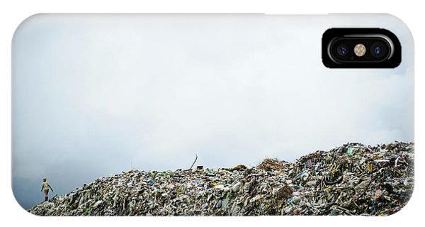 Landfill IPhone Case
