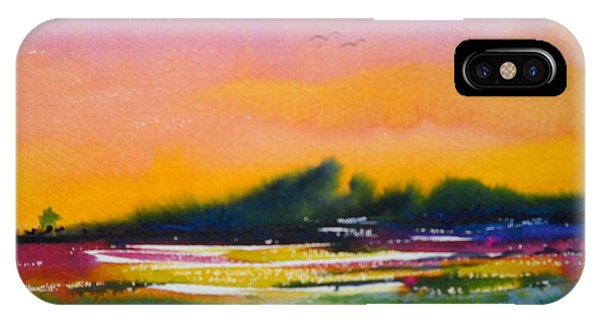 Landscape 17 IPhone Case