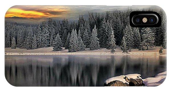 Landscape Art IPhone Case