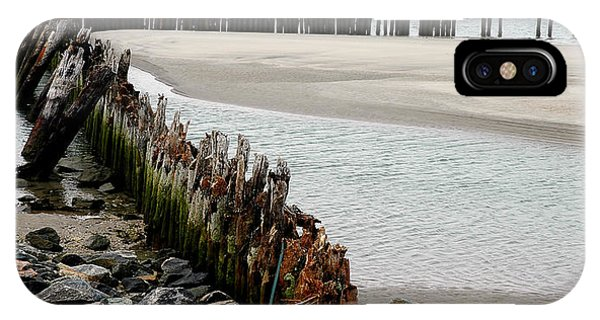 Landscape At Ocean IPhone Case