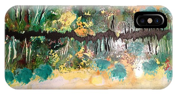 Landscape Four Hundred IPhone Case