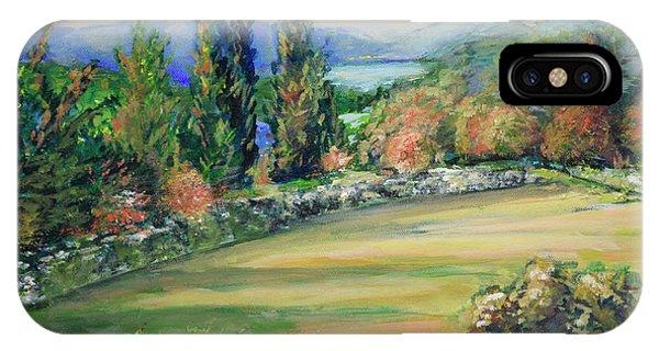 Landscape From Kavran IPhone Case