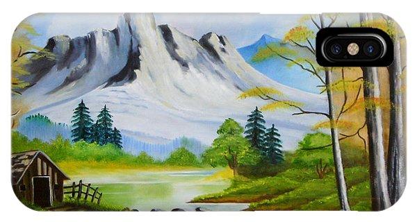 Landscape 3 Painting By Divya Kakkar
