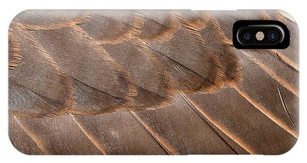 Lanner Falcon Wing Feathers Abstract IPhone Case