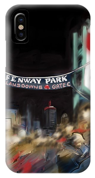 Lansdowne Street IPhone Case