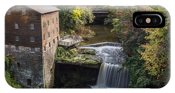 Lantermans Mill IPhone Case