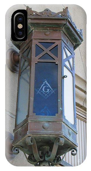 Lantern Of Secrets IPhone Case