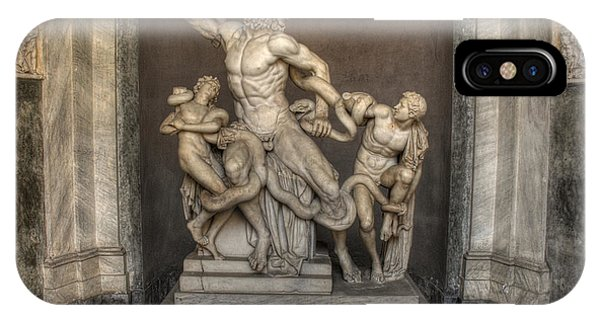 Laocoon And His Sons IPhone Case