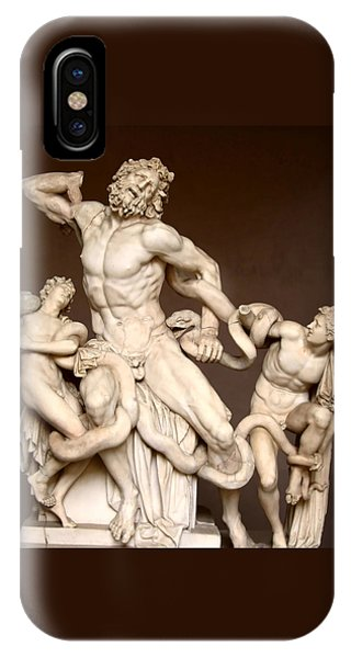 Laocoon And Sons IPhone Case
