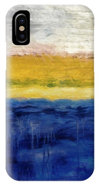 Lapis And Gold Get Married IPhone Case