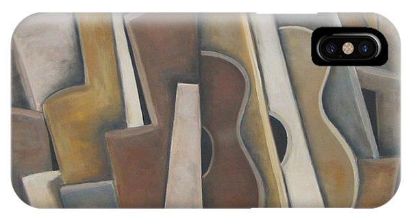 Las Guitarras IPhone Case