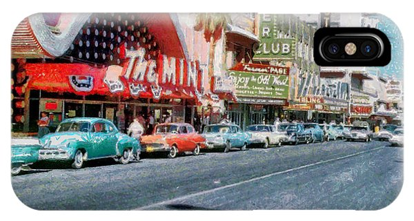 Las Vegas 1959 IPhone Case
