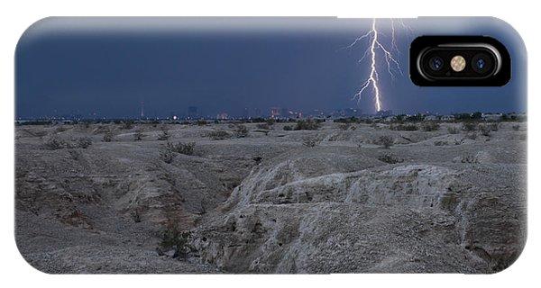 Las Vegas Strike 2 IPhone Case