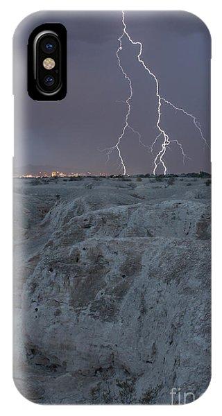 Las Vegas Strike 4 IPhone Case