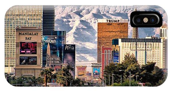 Las Vegas Nevada IPhone Case