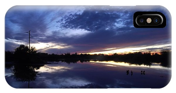 IPhone Case featuring the photograph Last Light by Tam Ryan