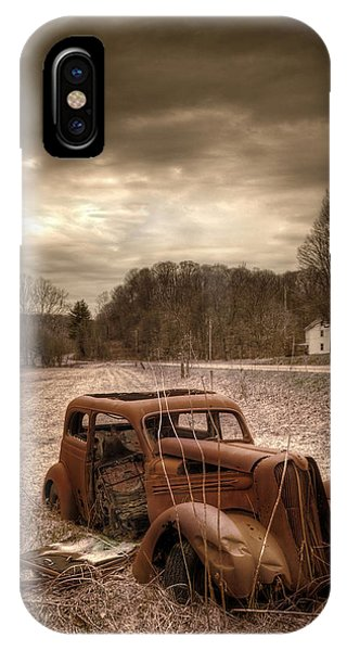 Last Mile IPhone Case