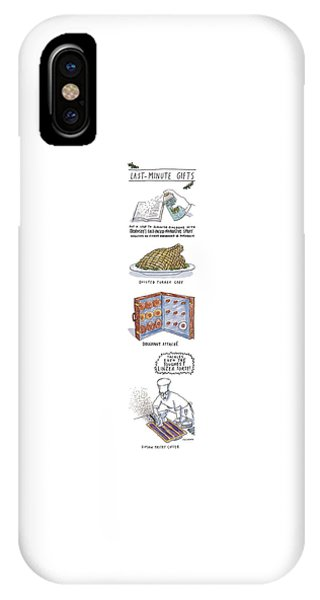 Last-minute Gifts Put A Stop To Sluggish Dialogue IPhone Case