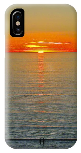 Last Rays IPhone Case