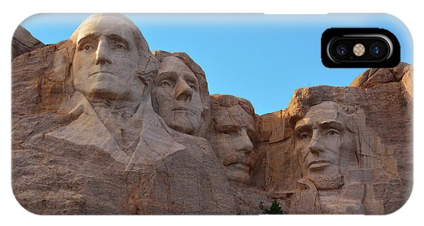 Late Afternoon, Mount Rushmore National IPhone Case