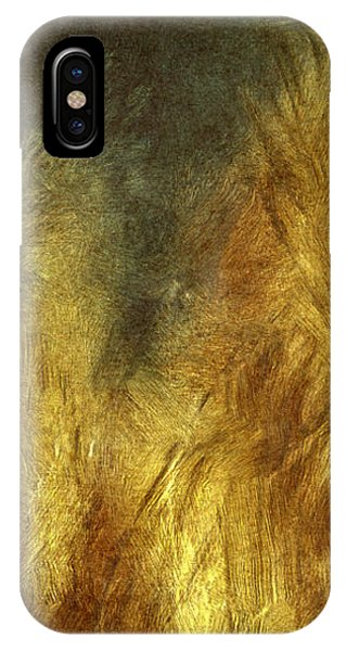 Late Afternoon Pampas Grasses IPhone Case