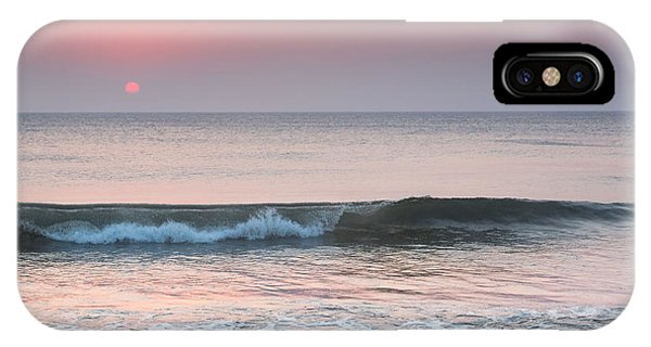 Sunrise iPhone Case - Late Summer Sunrise by Bill Wakeley