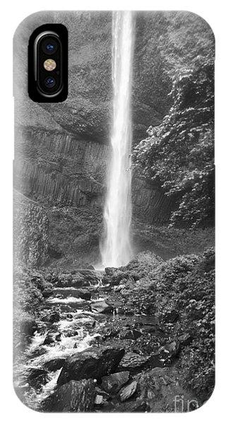 Latourelle Falls 10 IPhone Case