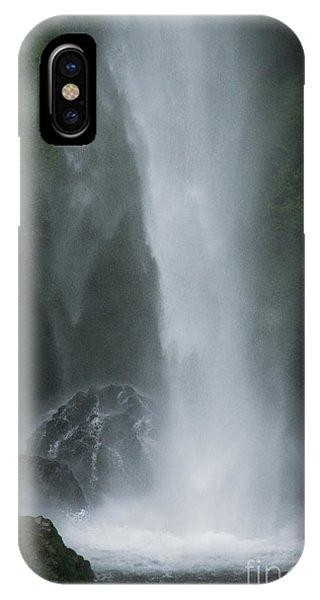 Latourelle Falls 5 IPhone Case
