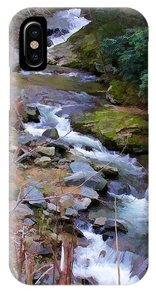 Laurel Creek  IPhone Case
