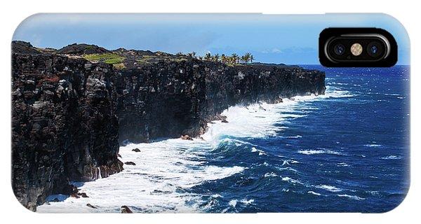 Lava Shore IPhone Case