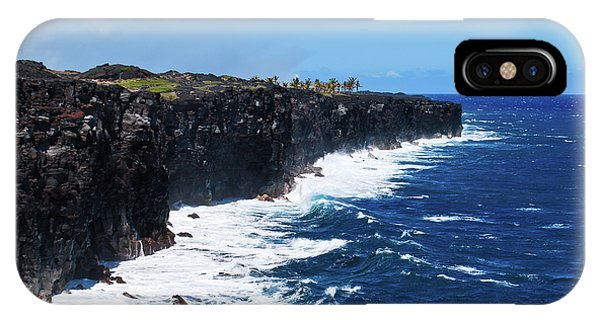 Lava Shore IPhone Case