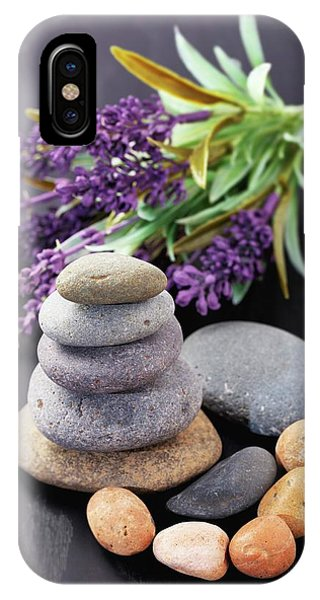 Well Being iPhone Case - Lavender Aromatherapy by Wladimir Bulgar/science Photo Library
