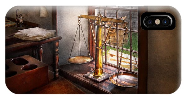 Lawyer - Scales Of Justice IPhone Case