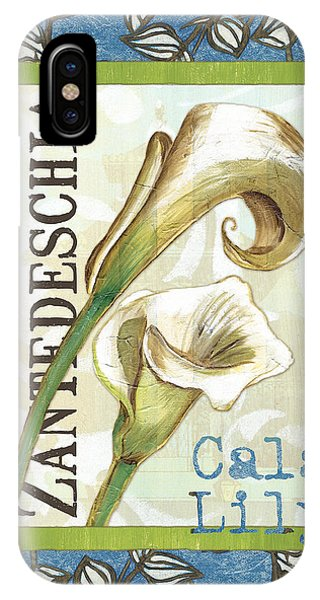 Lily iPhone Case - Lazy Daisy Lily 1 by Debbie DeWitt