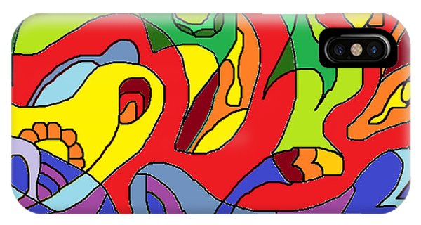 Le Melange Phone Case by Remya Damodaran