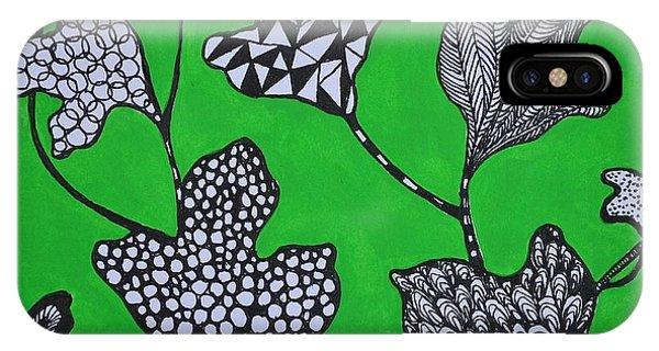 Leaf Diversity IPhone Case