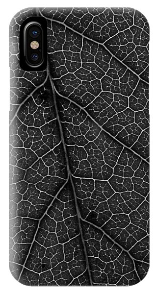 Leaf In Detail IPhone Case