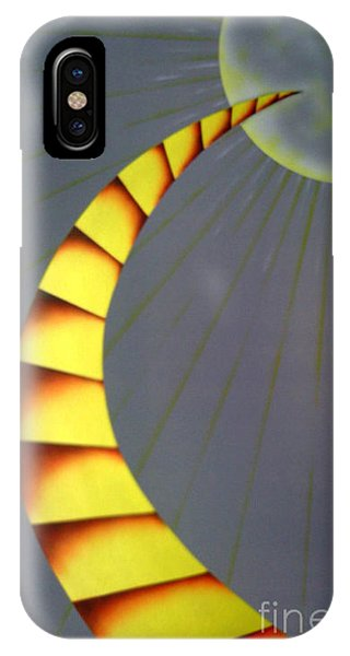Learning Curve IPhone Case