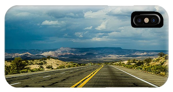 Leaving Arizona IPhone Case