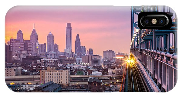 Leaving Philadelphia IPhone Case