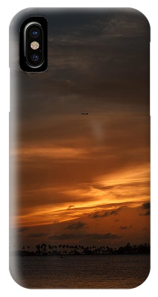 Leaving The Paradise  IPhone Case