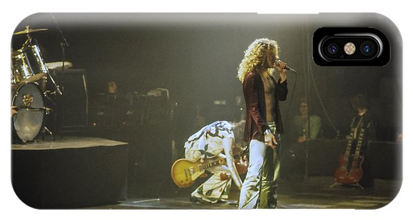 Rock And Roll Jimmy Page iPhone Case - Led Zeppelin 2 by Joe  Gliozzo