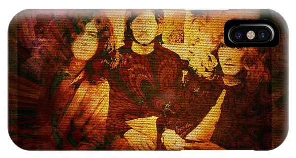 Led Zeppelin - Kashmir IPhone Case