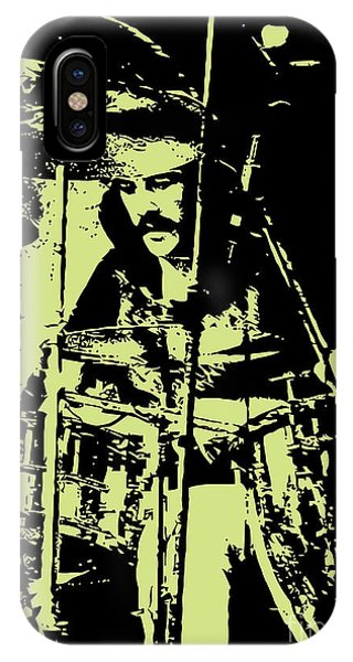 Drum iPhone Case - Led Zeppelin No.05 by Geek N Rock