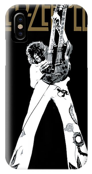 Led Zeppelin No.06 IPhone Case
